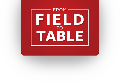 From Field To Table Logo